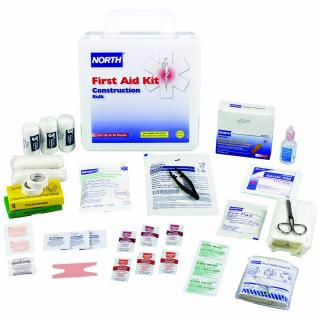 Construction Bulk First Aid Kit, 50 Person (019744-0031L)