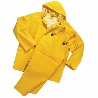 Anchor .35MM PVC/Polester Industrial Rain Suit