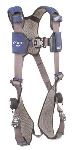 3M DBI Sala ExoFit NEX Vest-Style Harness with Aluminum D-Ring