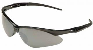 Jackson Safety V30 Nemesis Safety Glasses with Smoke Mirror Lens