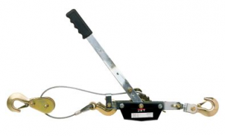 Jet 180440 4-Ton Cable Puller With 6' Lift