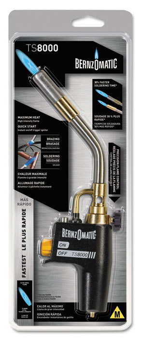 Bernzomatic Max Heat Torch