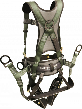 French Creek Stratos Tower Climbing Harness