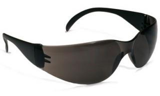 Bouton Zenon Z12 Safety Glasses with Anti-Fog Gray Lens and Black Temple