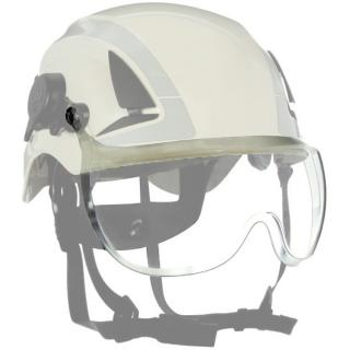 3M Short Visor for X5000 Safety Helmet (Visor Only)