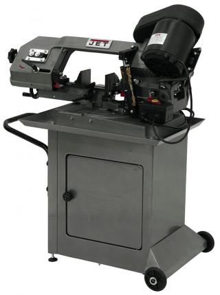 Jet 5 Inch x 6 Inch Horizontal Mitering Bandsaw