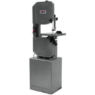 Jet 14 Inch Metal/Wood Vertical Bandsaw