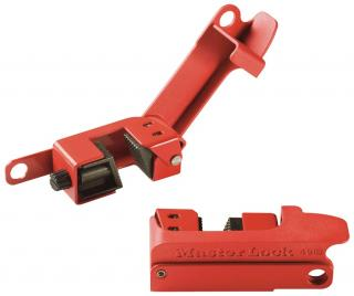 Master Lock Grip Tight Circuit Breaker Lockout for Tall and Wide Toggles