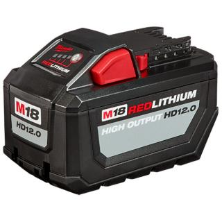 Milwaukee M18 High Output HD12.0 Battery Pack