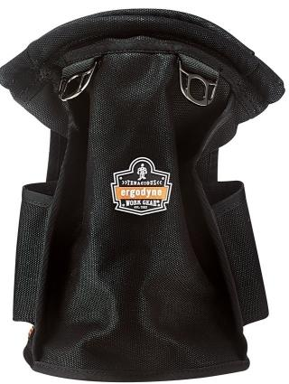 Ergodyne 5528 Arsenal Topped Parts Canvas Pouch