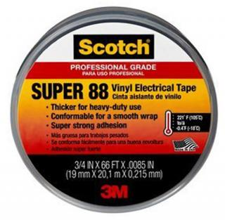 3M Scotch Super 88 Vinyl Electrical Tape