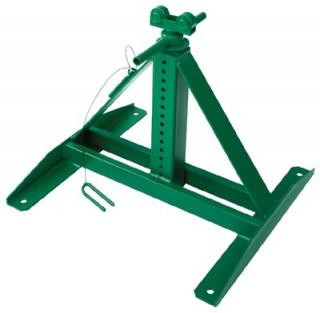 Greenlee 683 Jack Reel Stand Assembly - 54 Inch