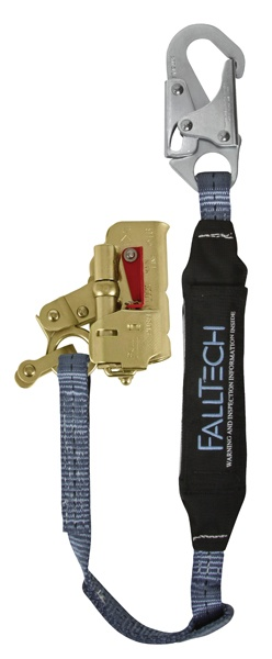 FallTech Hinged Self-Tracking Rope Grab