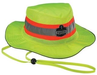 Ergodyne 8935CT Chill-Its Hi-Vis Ranger Hat with Cooling Towel