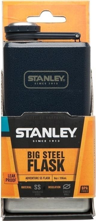 Stanley Adventure 8 Ounce Stainless Steel Flask
