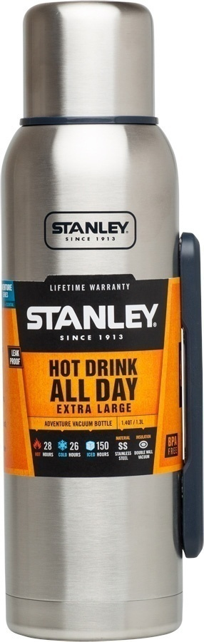 Stanley Adventure 1.4 Quart Stainless Steel Vacuum Bottle