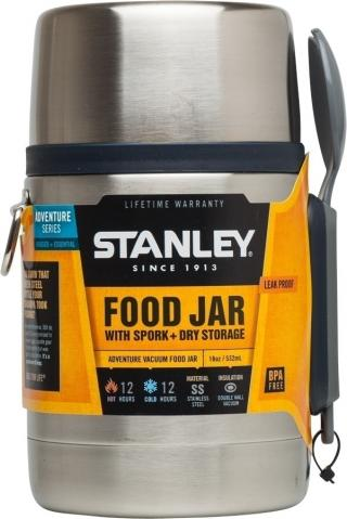 Stanley Adventure 18 Ounce Stainless Steel Vacuum Food Jar