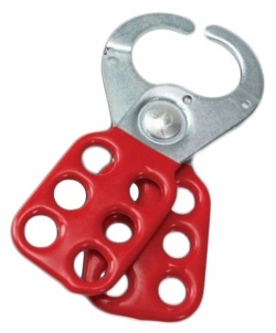 Accuform Steel Hasp Lockout Device