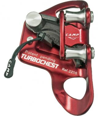 Camp Safety Turbo Chest Ascender