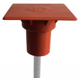 Deslauriers Impalement Safety Cap Cover