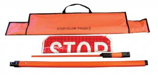 Dicke Safety Roll-up Stop/ Slow Paddle