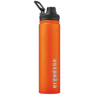 Ergodyne Chill-Its 5152 Insulated Stainless Steel Water Bottle - 25 Ounce