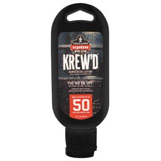 Ergodyne KREW'D 6352 SPF 50 Sunscreen Lotion
