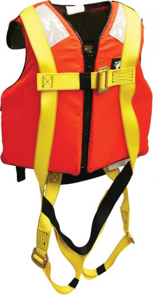 French Creek 631 Life Jacket Series Full Body Harness