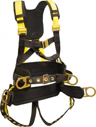 French Creek 800 Series Full Body Oil Derrick Harness