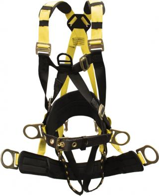 French Creek 800 Series Tower Climber Harness