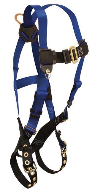 FallTech Contractor Non-Belted Single D-Ring Harness
