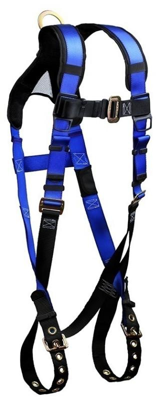 FallTech Contractor+ Non-Belted Single D-Ring Harness
