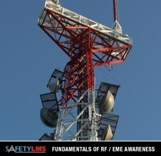 Safety LMS Fundamentals of RF/EME Radiation Online Course