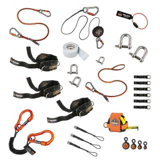 Ergodyne & GME Supply Tower Technician Tethering Kit