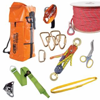 GME Supply 9050 7/16 Inch Rope Deluxe Rescue Kit