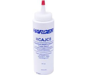 Harger 8 Ounce Bottle Joint Compound