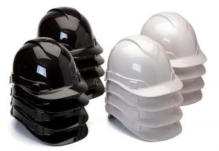 Pyramex Ridgeline Cap Style 16-Pack Mixed Hard Hats