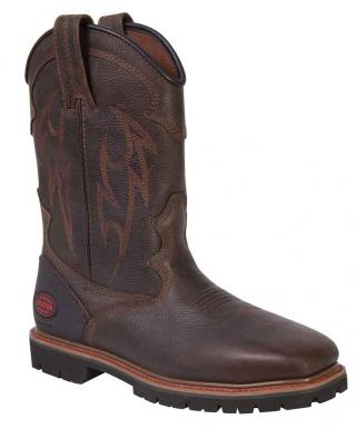 Oliver Western Steel Toe Work Boot