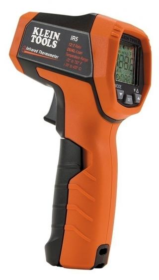 Klein Tools Dual Laser Infrared Thermometer