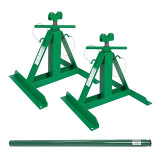 Greenlee 683 Jack Reel Stand Kit