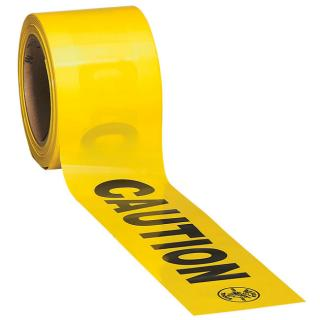 Caution Warning Tape Barricade - 1000 Foot