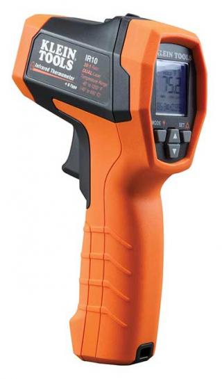 Klein Tools 20:1 Dual-Laser Infrared Thermometer