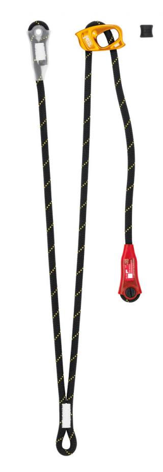 Petzl PROGRESS ADJUST-Y Double Adjustable Progression Lanyard