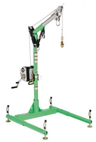 DBI Sala 8518000 Advanced 5-Piece Davit Hoist System