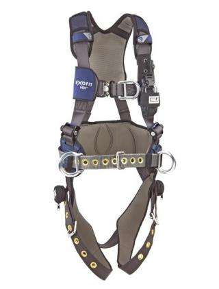 ExoFit NEX Wind Energy Positioning/Climbing Harness