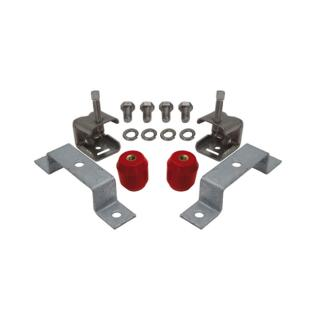 Miroc Shelter Attachment Hardware Kit