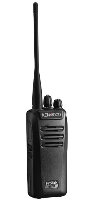 Kenwood NX-340U16P ProTalk Digital 5 Watt UHF Portable Radio