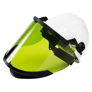 OEL Arc Rated Face Shield and Hard Hat