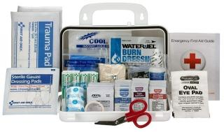First Aid Only 10 Person ANSI A First Aid Kit