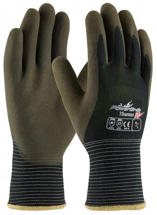 PowerGrab Thermo Black Acrylic Gloves